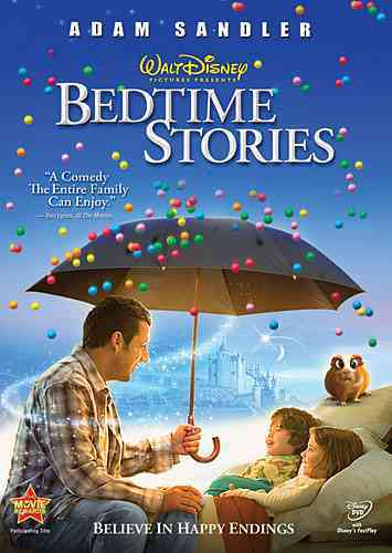 BEDTIME STORIES BY SANDLER,ADAM (DVD)